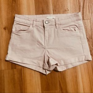 H&M Cuffed Shorts